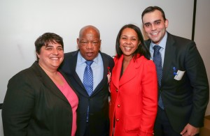Congressman John Lewis Book Tour SF-8124