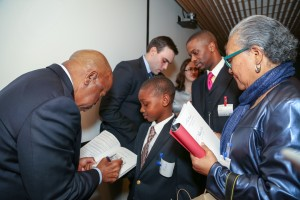 Congressman John Lewis Book Tour SF-8137