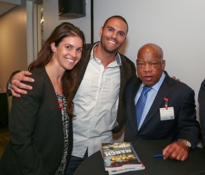 Congressman John Lewis Book Tour SF-8169