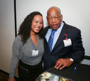 Congressman John Lewis Book Tour SF-8173