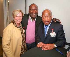 Congressman John Lewis Book Tour SF-8178